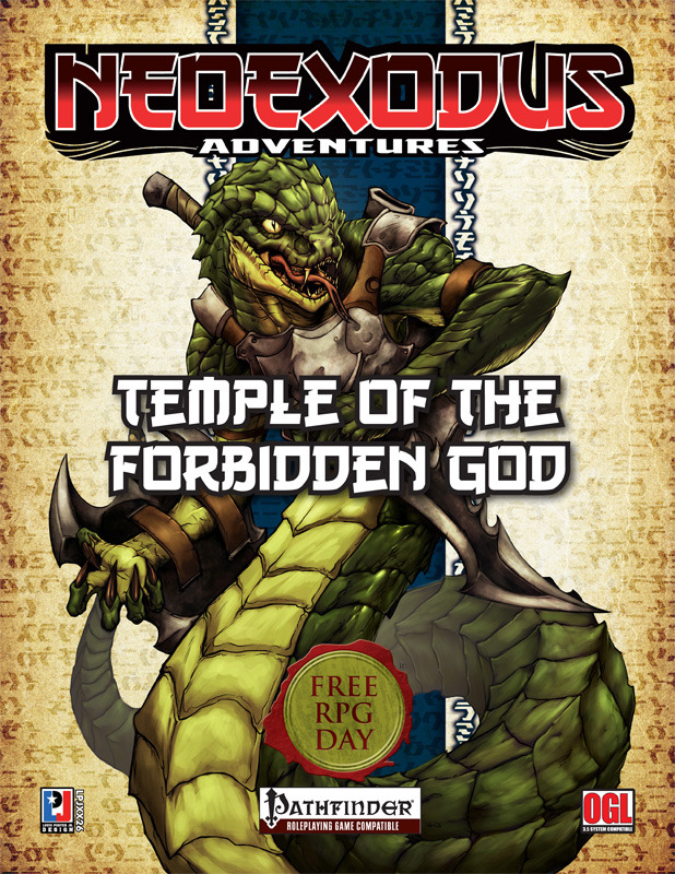 Temple of the Forbidden God