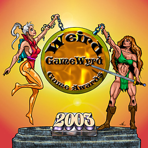 Weird GameWyrd Game Awards (2003)