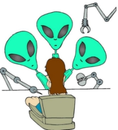GameWyrd's e-View process harms no aliens.