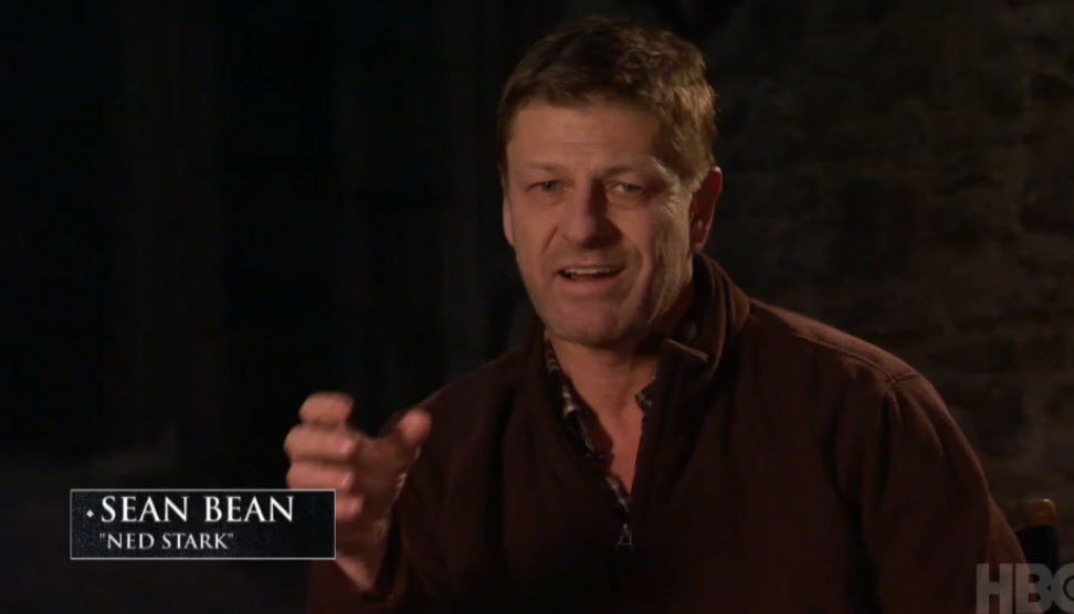 """Absolutely ace: 10 minute long """"Making of"""" for Game of Thrones"""