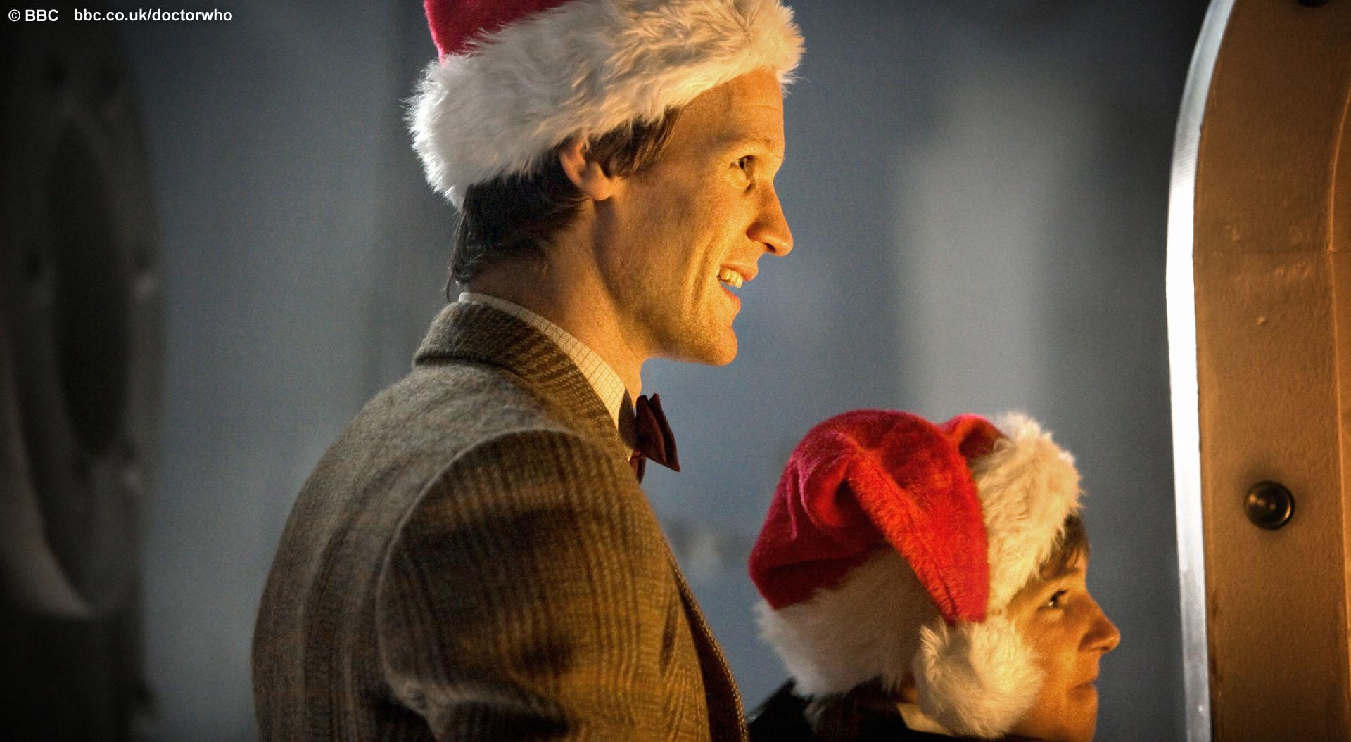 Dr Who Christmas Special: Christmas Carol wallpapers