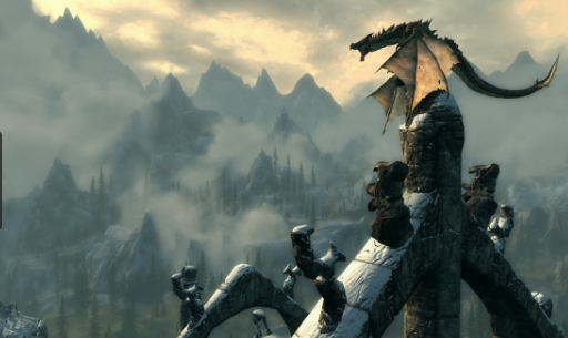 Pictures from The Elder Scrolls V: Skyrim