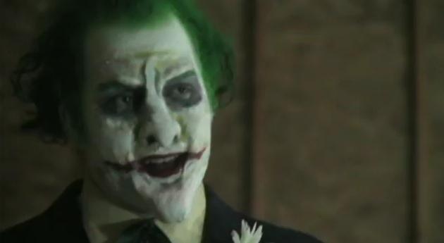 Henry Tripson's Batman fan film
