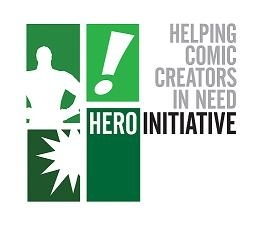 The Hero Initiative – cheap comics for charity