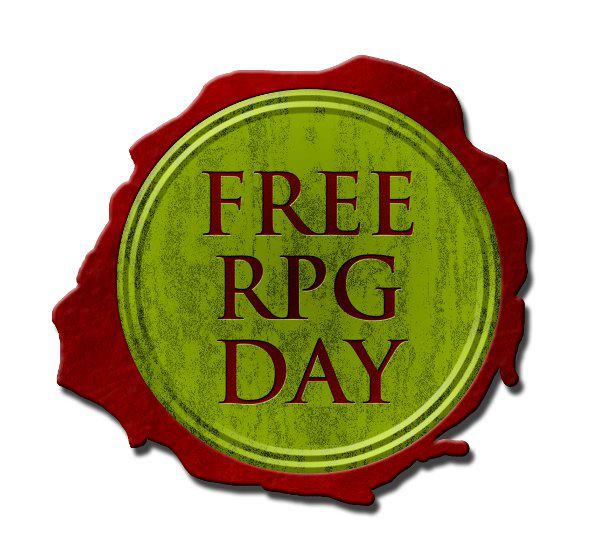 Free RPG Day – including 3679 free RPG downloads
