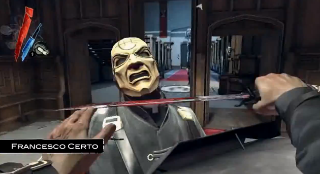 "The official Dishonored ""Killer Moves"" compilation"