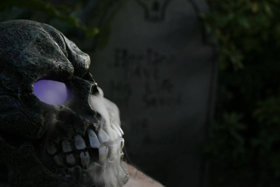 Firefury skull
