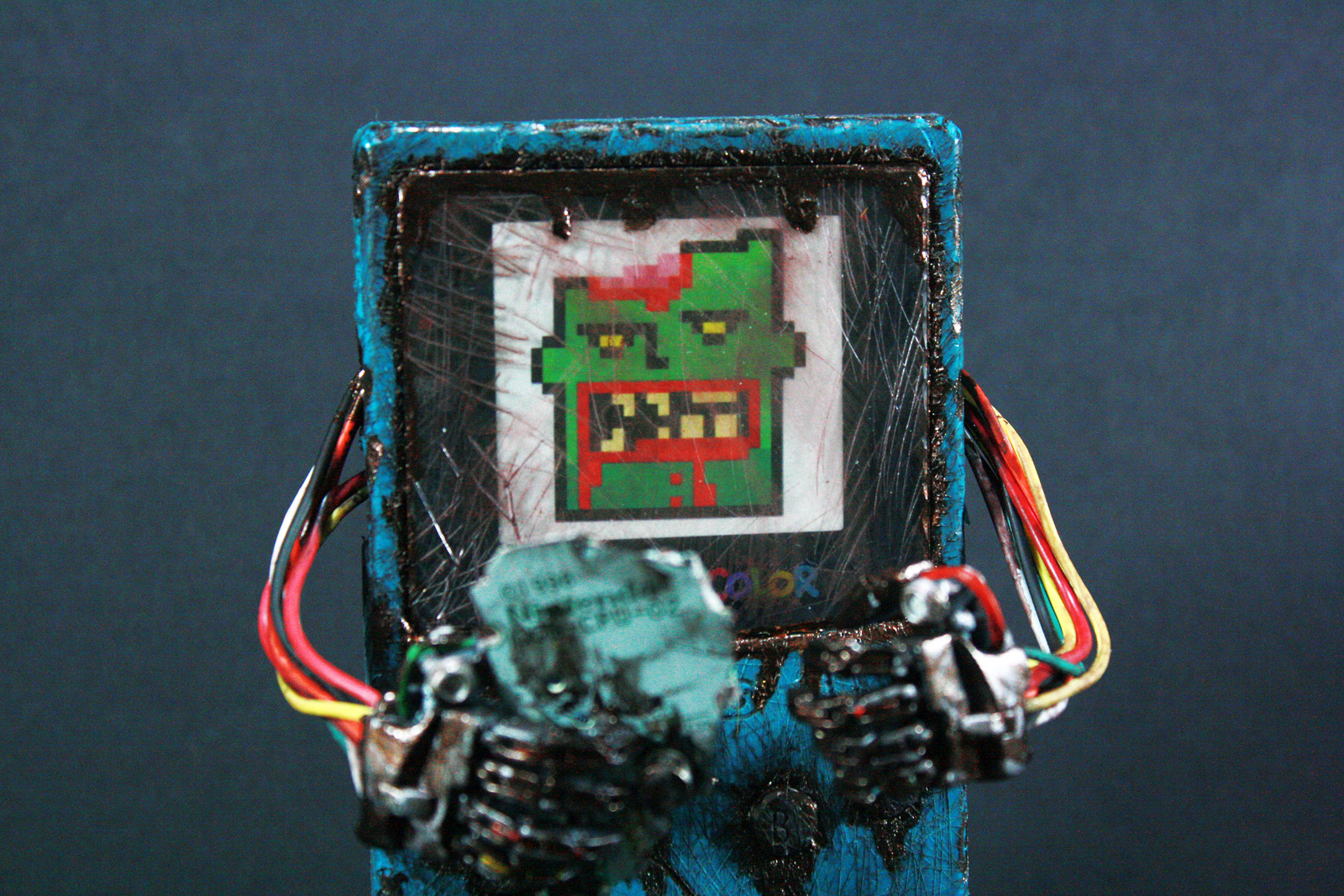 Zombie Gameboy Color 4