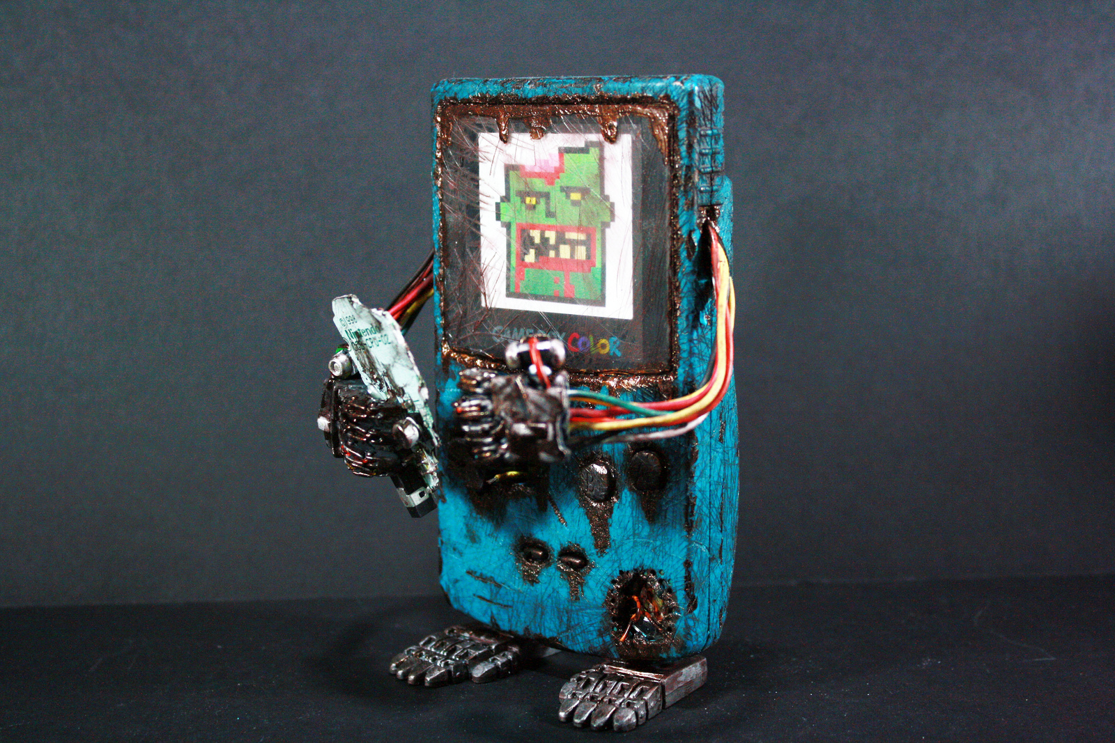 Zombie Gameboy Color 2