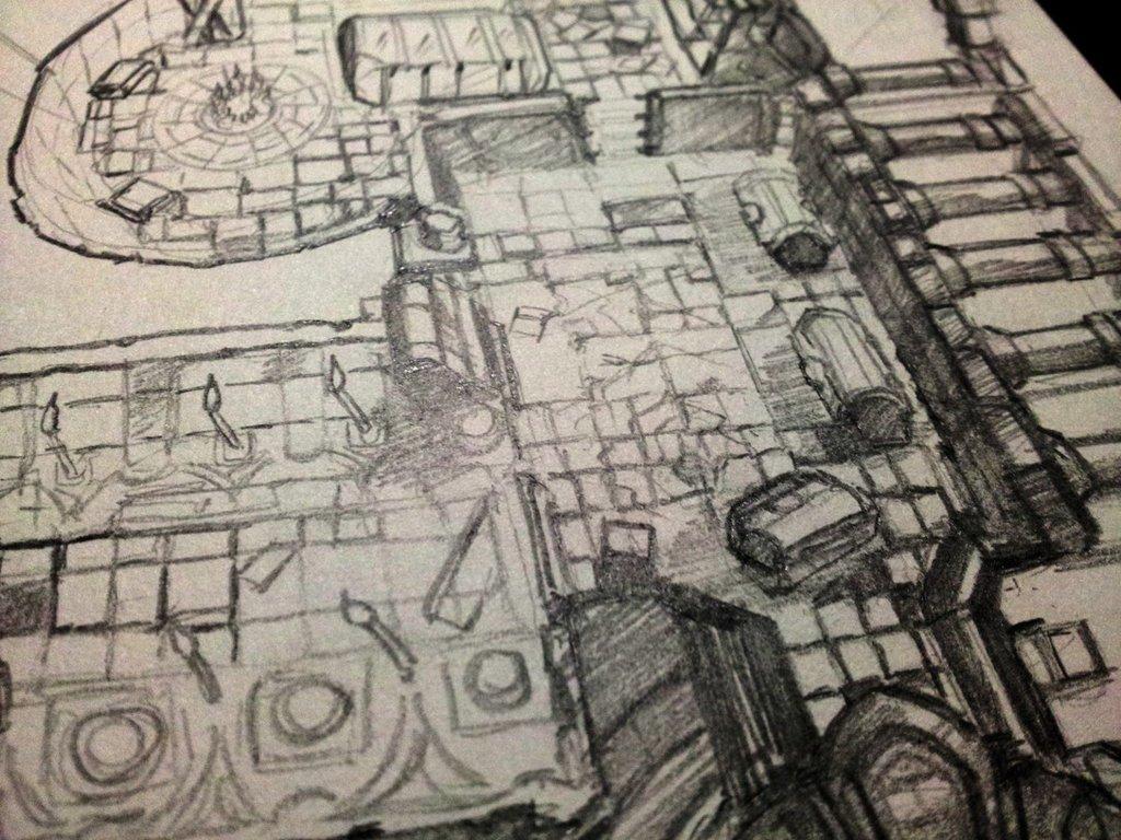 Drummond Dungeon 11