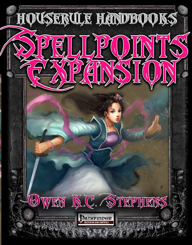 Spellpoint Expansions