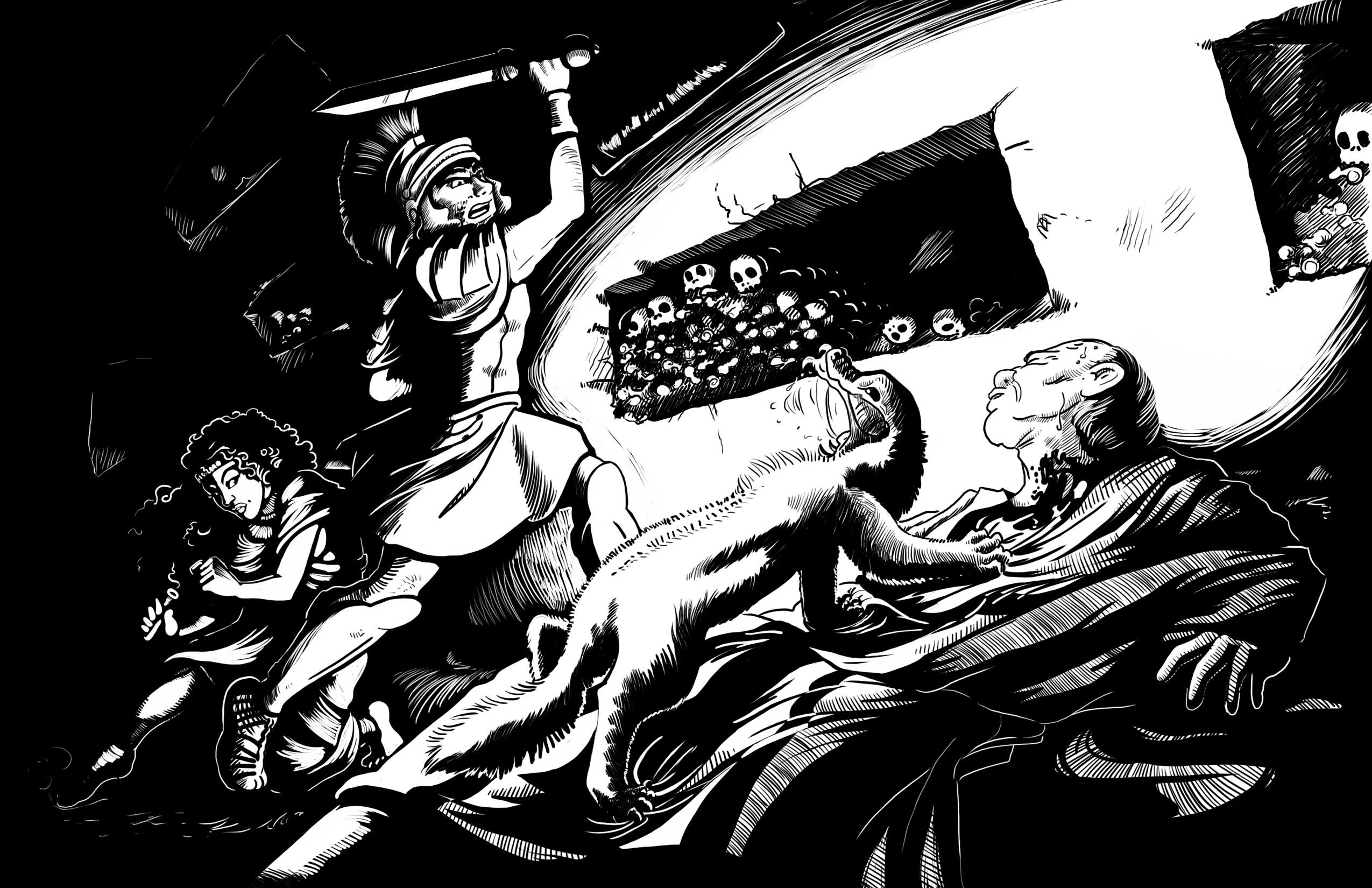 Image 8 combat
