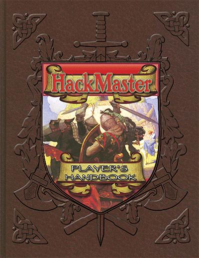 HackMaster Players Handbook