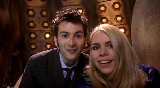 David Tennant and Billie Piper back for Doctor Who 50th David Tennant Billie Piper 50th Anniversary