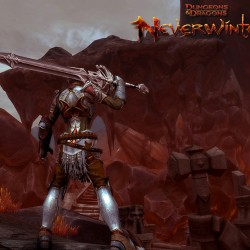 Dungeons & Dragons Neverwinter showcase the Great Weapon Fighter
