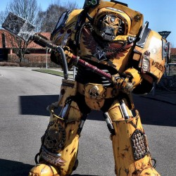 Tancred: The Warhammer 40K Terminator Captain