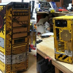 Impressive Borderlands casemod