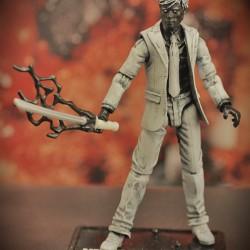 Custom Mister Negative statue