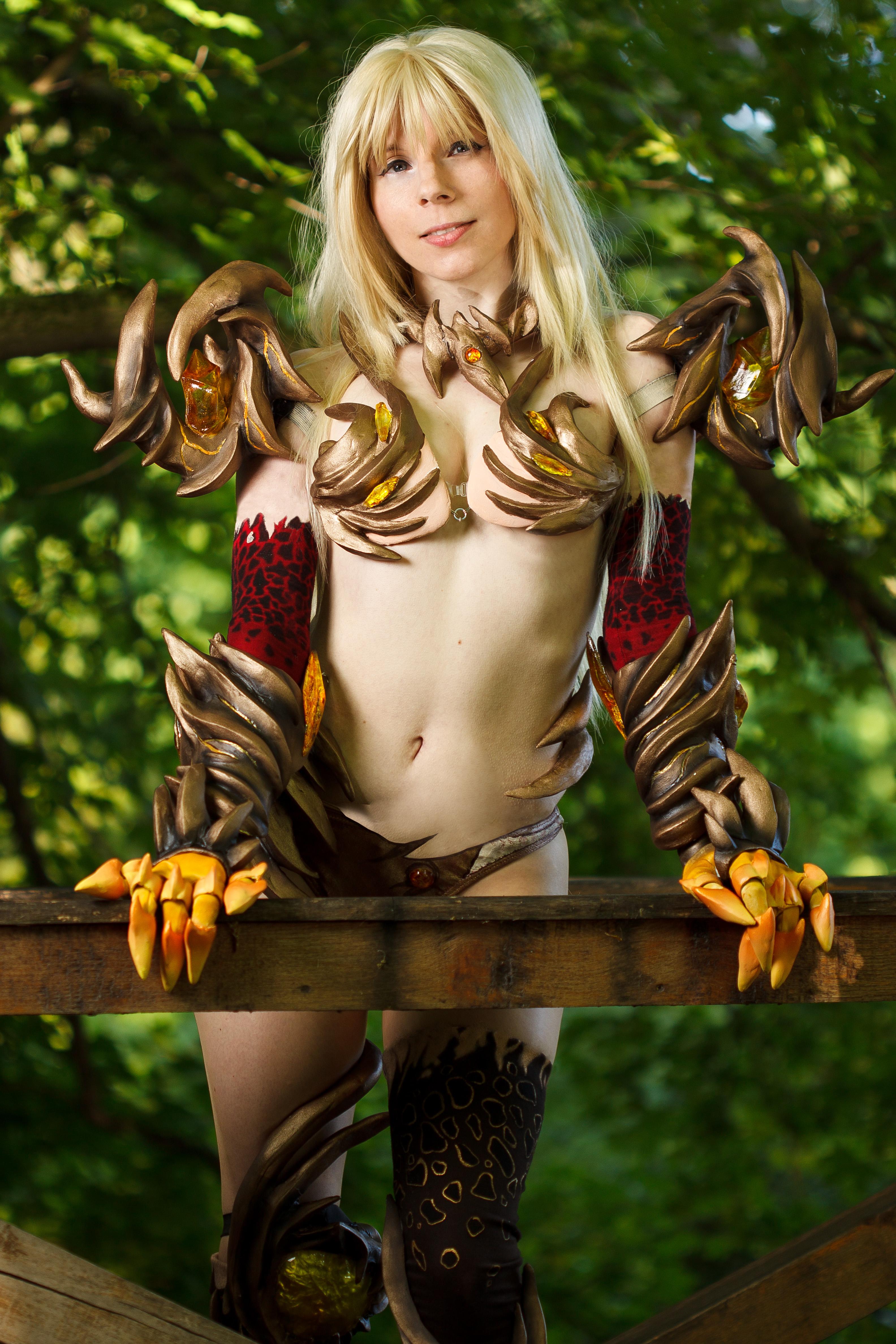 Elder scrolls online elf girl nude naked photos
