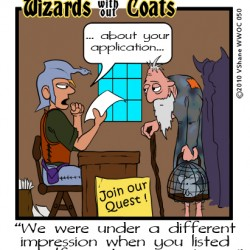 Wizards without Coats: Mouser