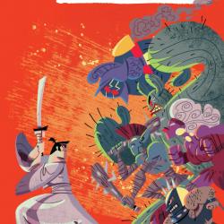 It actually happened: A Samurai Jack #1 comic book review