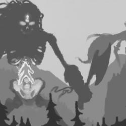 Epic Norse fantasy for Fate Core: Iron Edda on Kickstarter