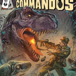 Dinosaurs and machine guns: Chronos Commandos – Dawn Patrol review