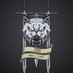 9 custom House Sigils for a Game of Thrones