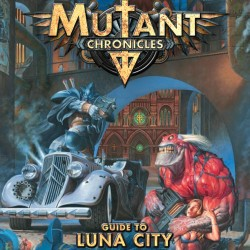 Sleeping giant: Mutant Chronicles relaunches