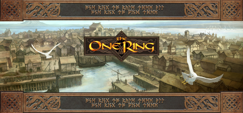 The One Ring Roleplaying Game Amazon