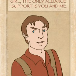 Valentine's Day is Malentine's Day for Browncoats