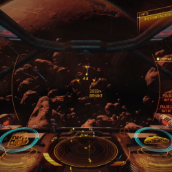 Live footage from Elite: Dangerous Alpha phase 2.0