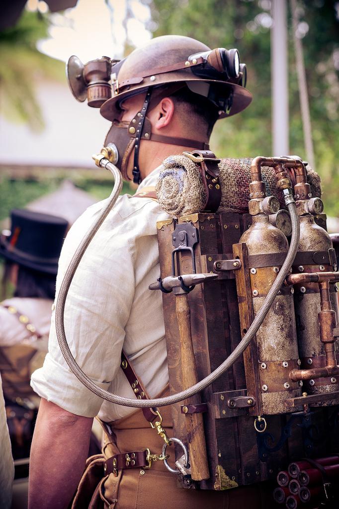 Gaslight Gathering steampunk 5