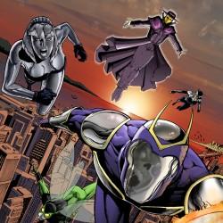 Daring Comics Role-Playing Game