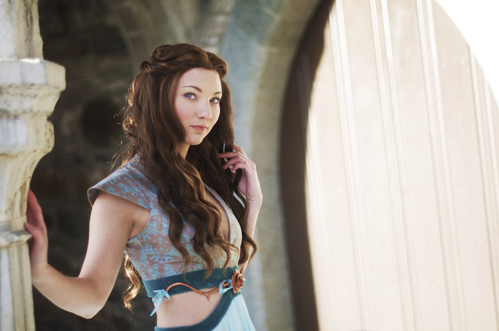 Game Of Thrones Margaery Actress Cosplay so good...