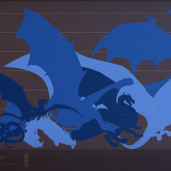 15 dragons and you – a size comparison