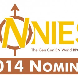5 ENnie award winners already announced as voting opens