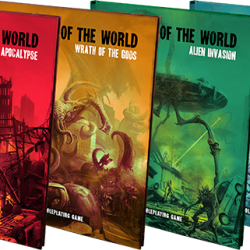 Fantasy Flight Games begin The End of the World