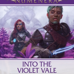 The Road Goes Ever On and On: Review of Into the Violet Vale