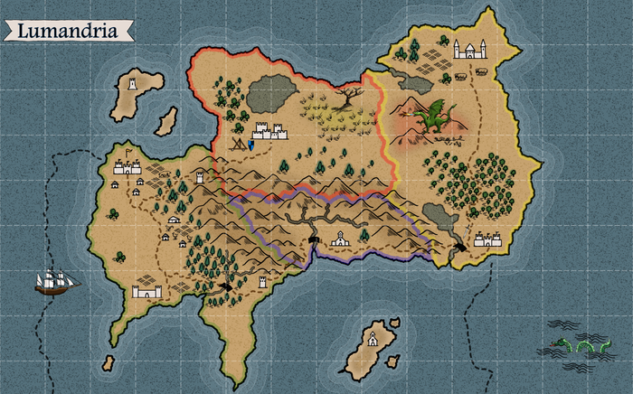 Royalty free RPG map maker turns to Kickstarter with Other World Mapper