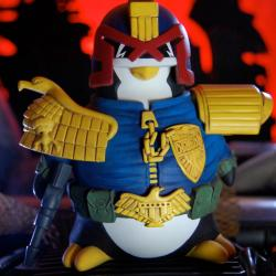 2000 AD bring Judge Dredd to Cosplay Penguin
