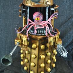 Scarily impressive Dalek cake