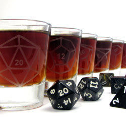 TradeCraft Bonus: Gamer Glasses