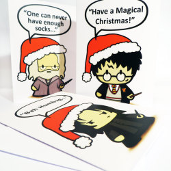TradeCraft Bonus: 12 geeky Christmas cards