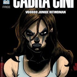 Reviewed, free to download and a Voodoo Junkie Hitwoman: Cabra Cini
