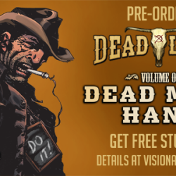 How to grab two free Deadlands comic books