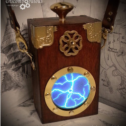 TradeCraft Bonus: The Discombobulous Workshop