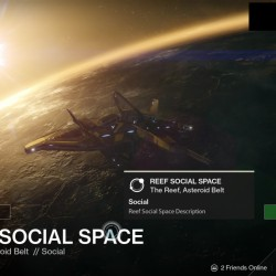 Reef Social leak for Destiny