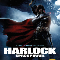 Visually stunning, plot struggling: A review of Harlock Space Pirate