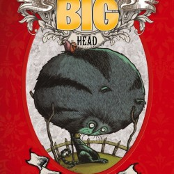 Dr. Seuss meets Edgar Allan Poe: The Cat with a Really Big Head review